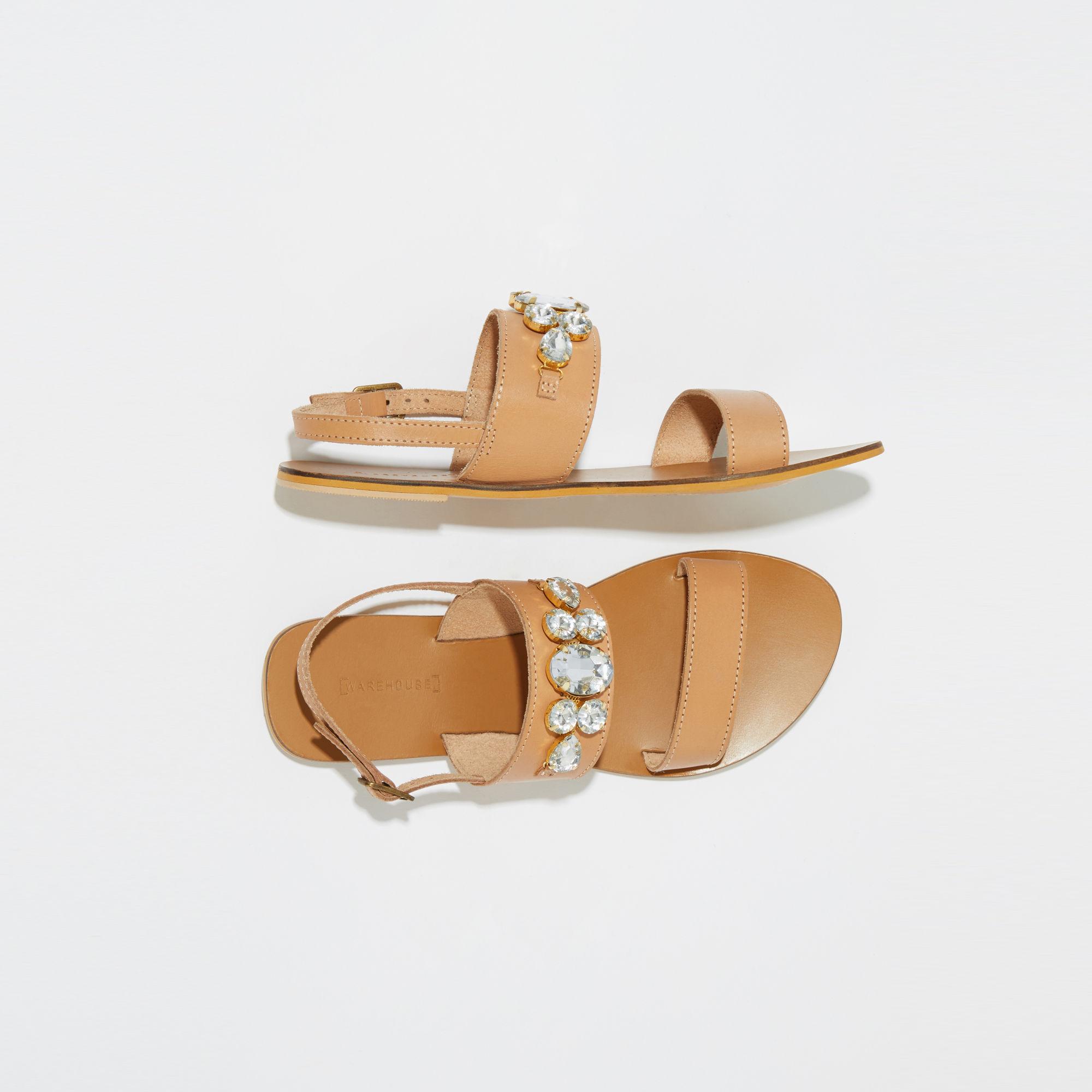 Jewelled Sandals