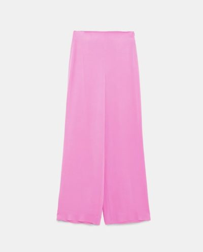 Wide Leg Trousers