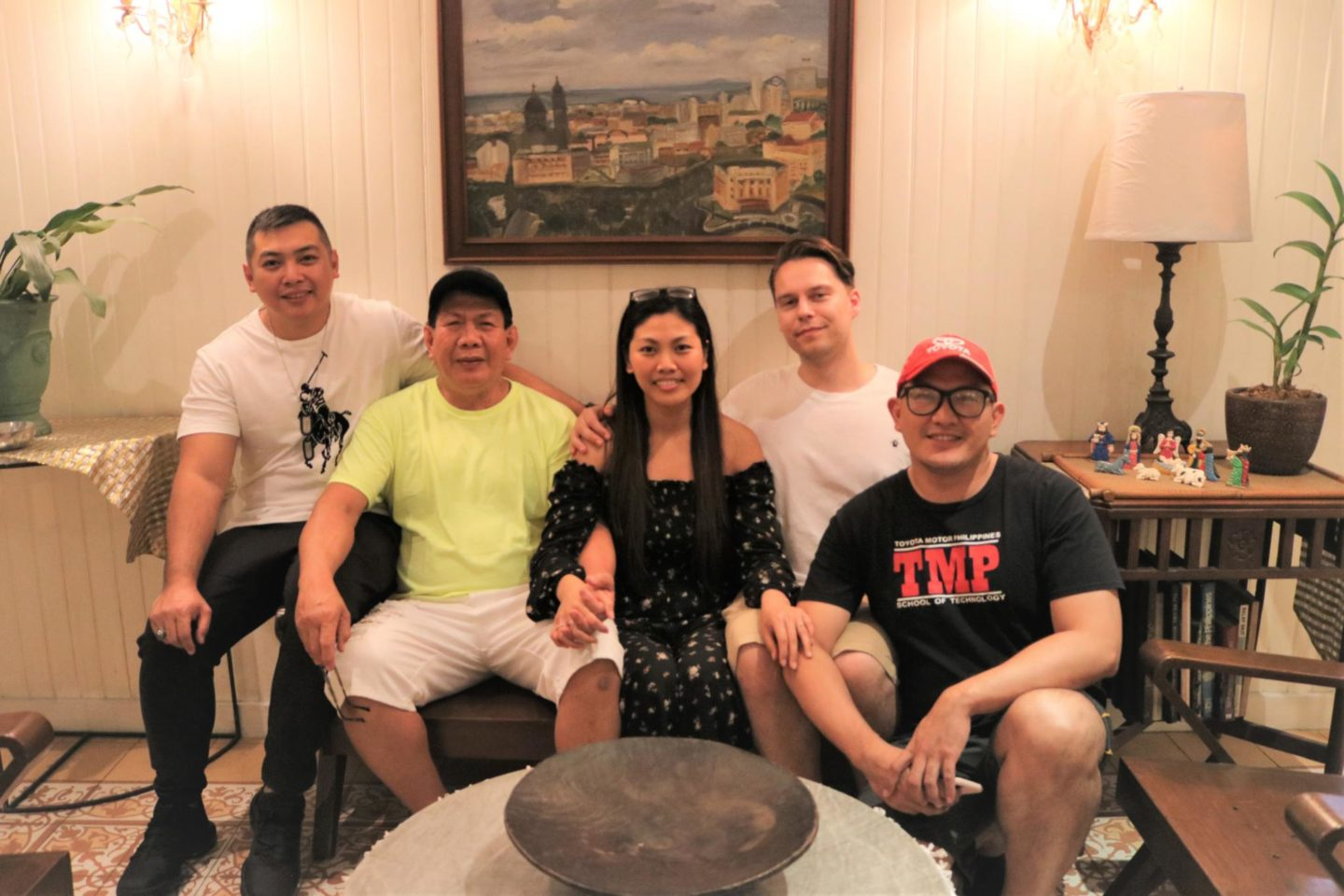 'From Manila With Love' – A Blessed Family Reunion